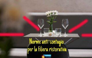 Nuovo DPCM restrizioni ristoranti