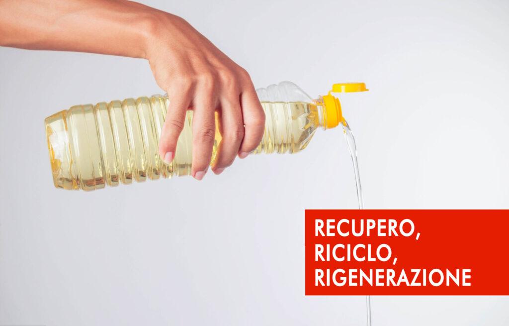 industrie alimentari-recupero-olio