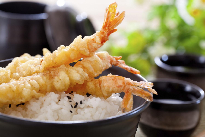 La frittura giapponese